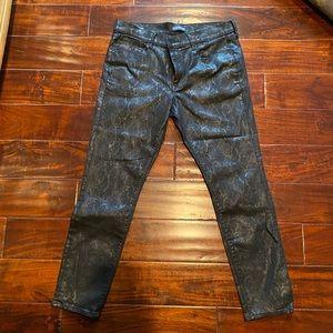 Express Snakeskin Jeans